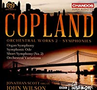 Copland: Orchestral Works 2
