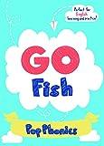 ABC Pop Phonics えいご トランプ カードゲーム Go Fish