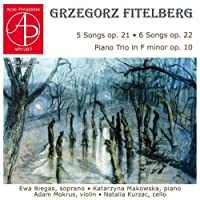Fitelber: Chamber & Vocal Piec