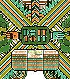 ドゥイットトゥイット13-15 / 03/08限定版シルクスクリーン印刷音楽ポスター-北アメリカのバーレスクオリジナルサイン入り、番号付き