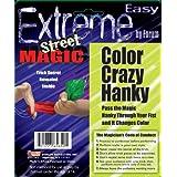 Extreme Street Magic - Color Crazy Hanky (並行輸入品)
