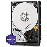 WD Purple 4TB Surveillance Hard Disk Drive - 5400 RPM Class SATA 6 Gb/s 64MB Cache 3.5 Inch - WD40PURX [Old Version]