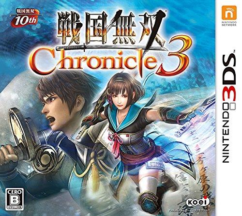 戦国無双 Chronicle 3 - 3DSの詳細を見る