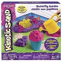 Kinetic Sand, Butterfly Garden Set [並行輸入品]