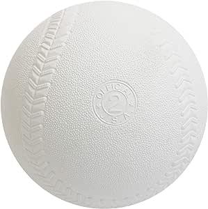 ナイガイ 検定落ちソフトボール 2号球 ソフトボール(3球)