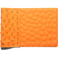 IRETION お風呂マット 浴槽 滑り止めマット 転倒防止 介護用品 ストーン柄 痛くない 吸盤付き 40×80cm…