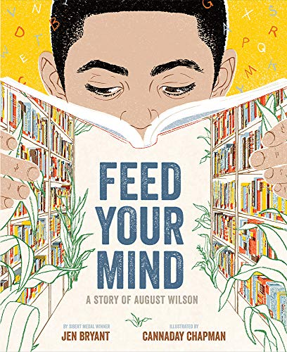 Feed Your Mind: A Story of August Wilson (English Edition)