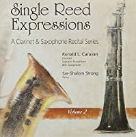 Single Reed Expressions: a Clarinet & Sax V2