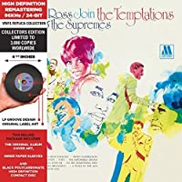 Join The Temptations - Cardboard Sleeve - High-Definition CD Deluxe Vinyl Replica - IMPORT by Diana Ross & The Supremes