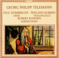 Telemann;Works for Oboe/Contin