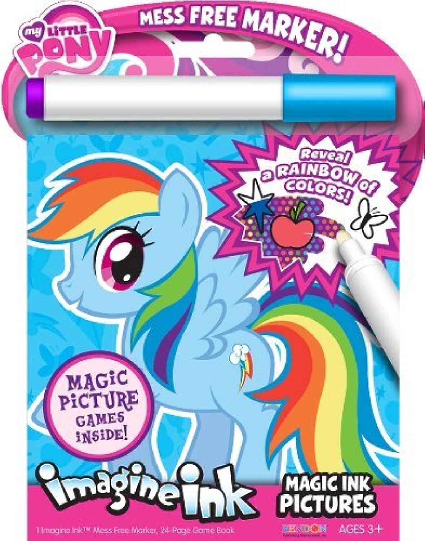Bendon My Little Pony Imagine Ink Book by Bendon Inc. [並行輸入品]
