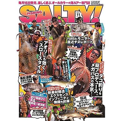 SALTY! 2017年 11 月号 [雑誌]