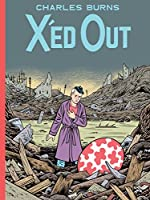 X'ed Out (Pantheon Graphic Library)