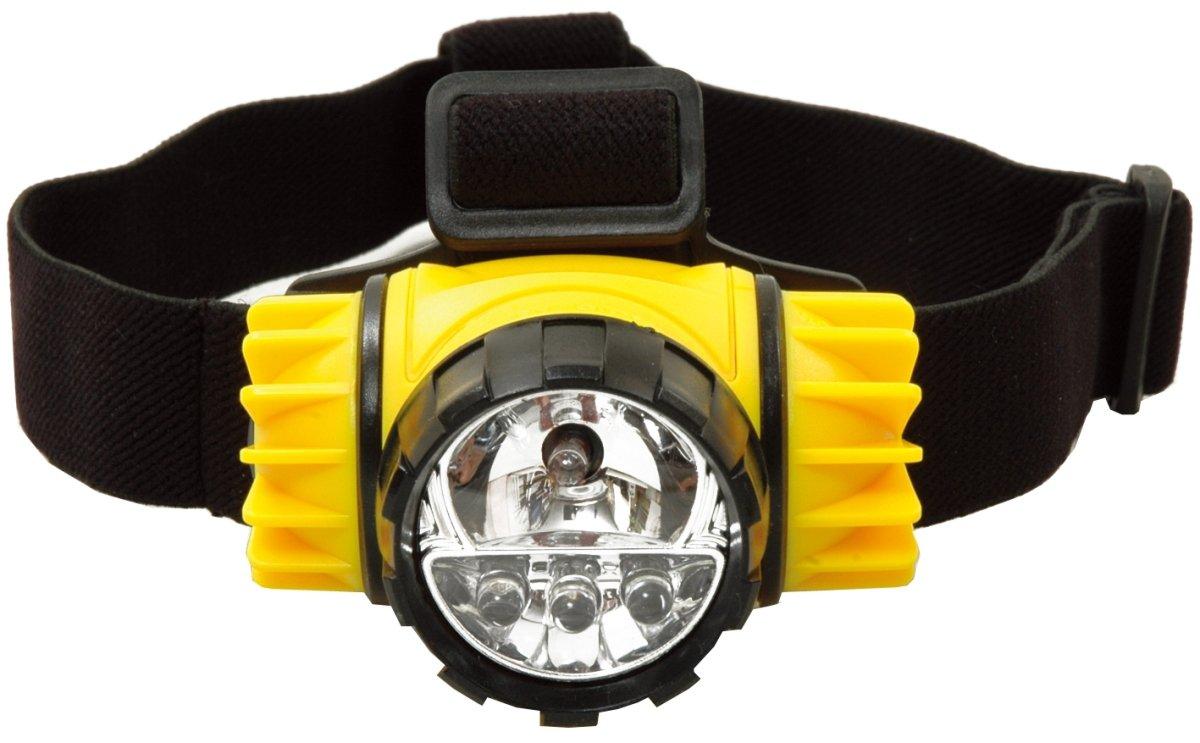 キャンパーズコレクション LED3ヘッドライト イエロー 1個
