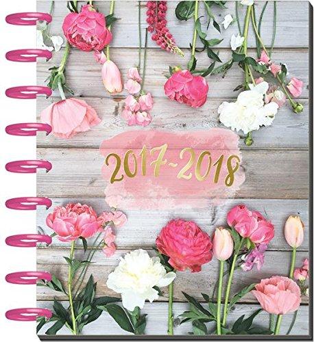 2017–2018作成365Happy Planner Wildflower by Me & My Big Ideas