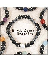 STONE WORLD パワーストーン 天然石 ブレスレット 11月誕生守護石