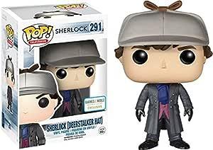[限定版]Funko POP! SHERLOCK シャーロック 鹿撃帽 Deerstalker hat フィギュア ファンコ ポップ [並行輸入品]