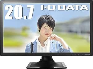 I-O DATA モニター 20.7型 非光沢 HDMI×1 アナログRGB×1 スピーカー付 3年保証 土日サポート EX-LD2071TB