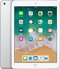 Apple (アップル) iPad 9.7インチ Retinaディスプレイ Wi-Fiモデル MR7K2J/A (128GB・シルバー)