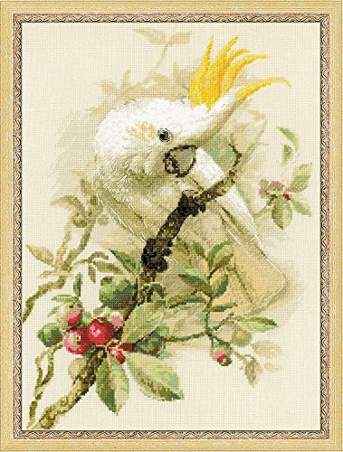 White Cockatoo(クロスステッチキット)