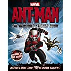 Marvel's Ant-Man: The Reusable Sticker Book