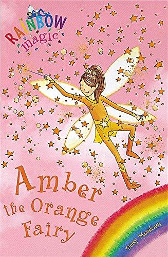 Rainbow Magic: Amber the Orange Fairy: The Rainbow Fairies Book 2の詳細を見る