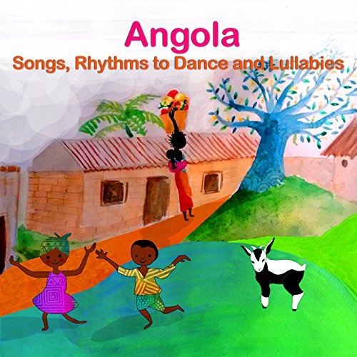 Digital Booklet: Angola: Songs, Rhythms to Dance and Lullabies