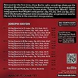 Haydn: Rias Amadeus Quartet Re 画像