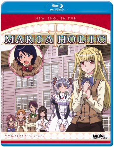 まりあ†ほりっく 北米版 / Maria Holic [Blu-ray] [Import]