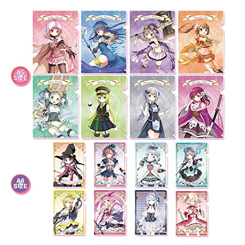 マギアレコード 魔法少女まどか☆マギカ外伝 ちびっとクリアファイルコレクション BOX