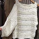 TODAYFUL トゥデイフル Open Shoulder Knit オープンショルダーニットトップス 11710530 OFFWHITE  F