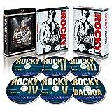 ロッキー コレクション スチールブック付きブルーレイBOX (6枚組) [Blu-ray]