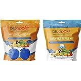 Bluapple Blue Produce Freshness Balls Fresh Extender + One-Year Refill Kit 15 Months Pack Absorb Ethylene Gas