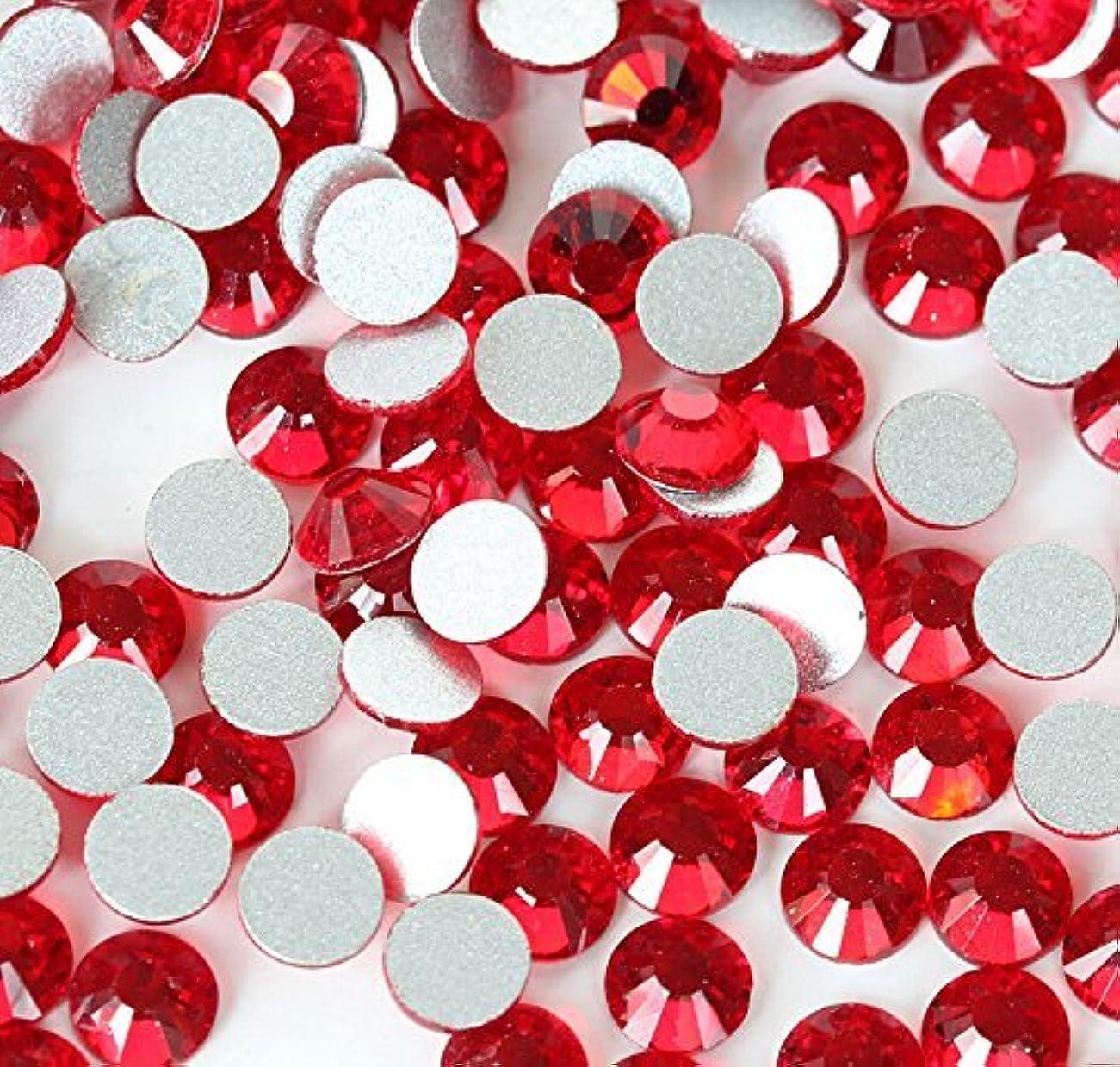 普通にウェイトレス負レイトシャム ガラス製ラインストーン ネイル デコ レジンに (4.8mm (SS20) 約1440粒) [並行輸入品]