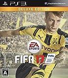 FIFA 17 DELUXE EDITION【限定版同梱物】20 ジャンボプレミアムゴールドパック (1 x20週間) 、TOTWレンタル選手 (1選手3試合x20週間) 、8試合レンタル選手、限定FUTキット、Jリーグオンデマンド 2週間無料クーポン - PS3
