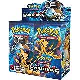 Pokemon Pokemon XY12 Evolutions Booster Display