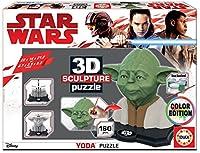 Star Wars Yoda Color Edition 3D puzzle