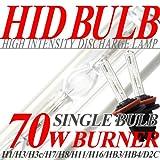 IMPRESSION HID H8 70W バーナー 30000K MR WAGON MRワゴン H18.1~22.12 MF22S フォグ