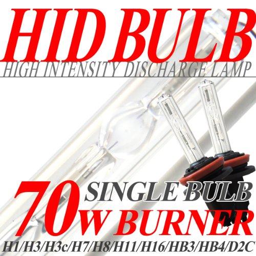 IMPRESSION HID H11 70W バーナー 30...