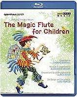The Magic Flute - Mozart [Blu-ray]