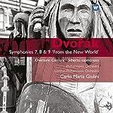 Symphonies Nos 7-9 / Overture Carnaval 画像