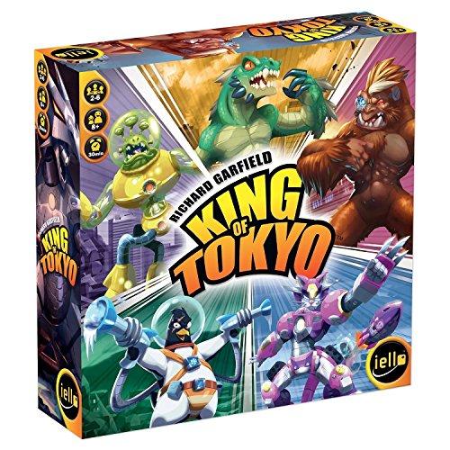 新・キング・オブ・トーキョー (King of Tokyo) New Edition ボードゲーム