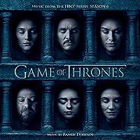 Game of Thrones Season 6 - TV O.S.T. [Analog]