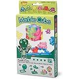 マーブルキューブ ハッピーキューブ Happy Marble Cube Set of 6 Foam Puzzle Cubes Ages 9 to 99 [並行輸入品]