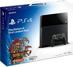 Playstation 4 First Limited Pack (プレイステーション4専用ソフト KNACK ダウンロード用 プロダクトコード 同梱)
