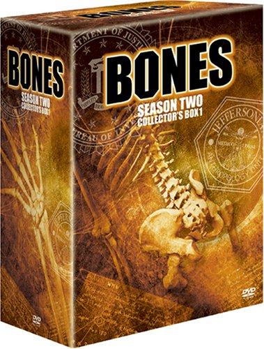 BONES ―骨は語る― シーズン2 DVDコレクターズBOX1 (初回生産限定版)の詳細を見る