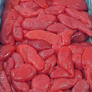 博多食材工房 有色 塩鱈子 焼鱈子用 わけあり たら子(料理用)2Kg箱 067-224 YT-2 訳あり