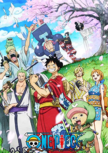 ONE PIECE ワンピース 20THシーズン ワノ国編 piece.1 BD [Blu-ray]