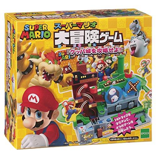 スーパーマリオ 大冒険ゲーム クッパ城を攻略せよ!