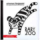 Manhattan Toy Wimmer-Ferguson Baby Zoo Board Book, Ages 6 Months & Up